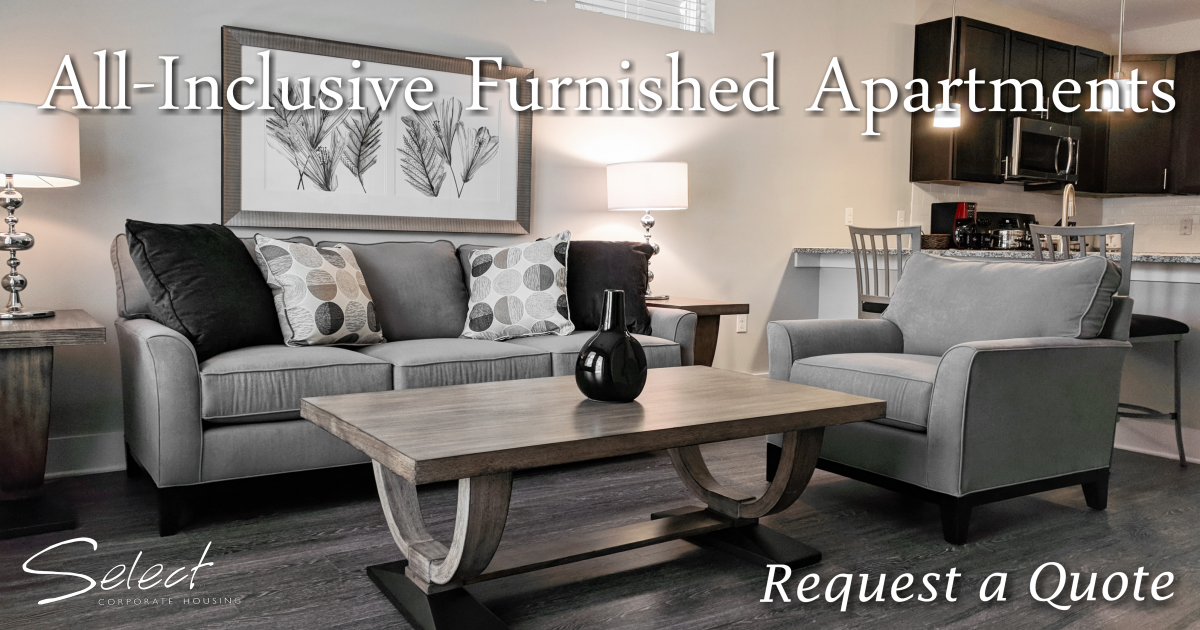 All-Inclusive Furnished Apartments
