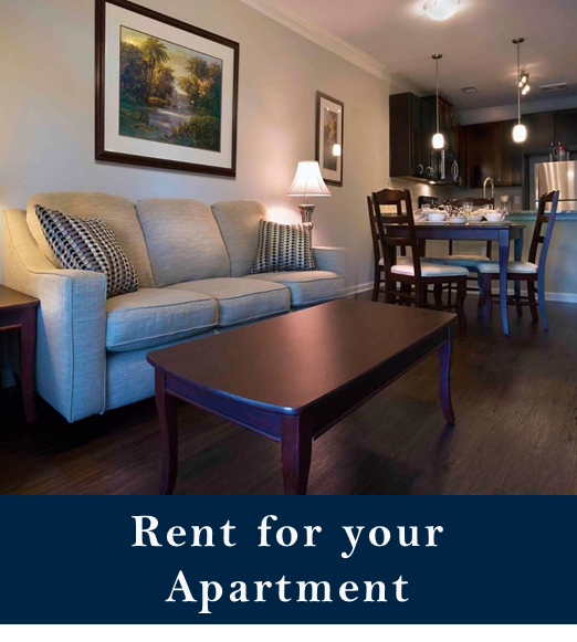 Evans GA Apartment Furniture Rentals