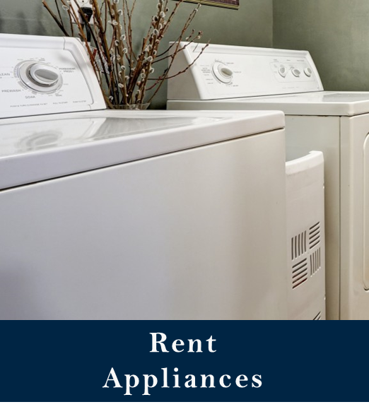 Georgetown SC Appliance Rentals