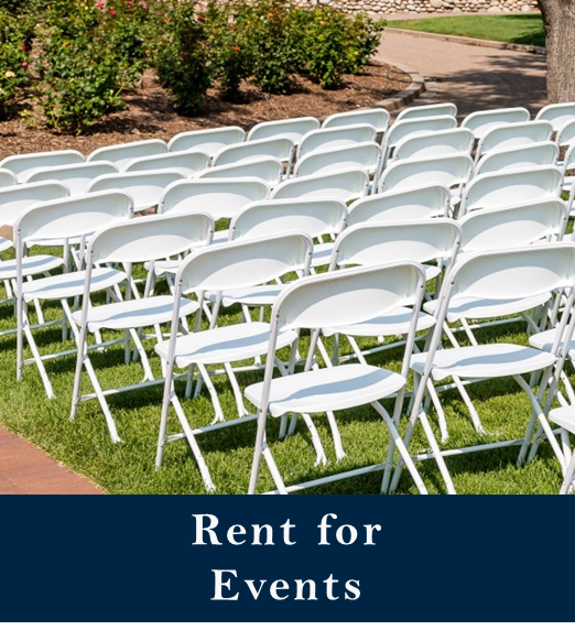 Goose Creek Event Furniture Rentals