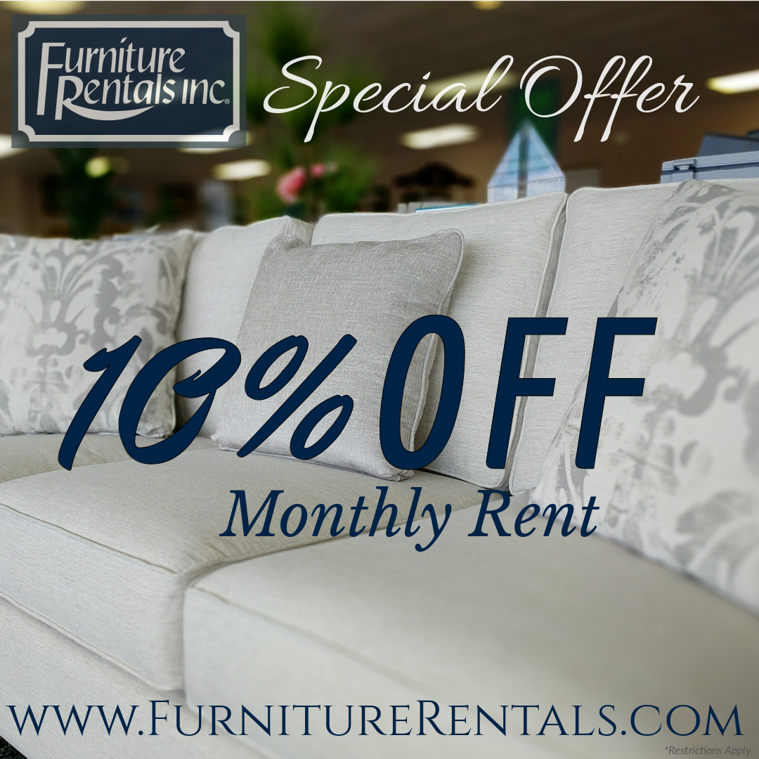 Discount Apartment Furniture Rentals