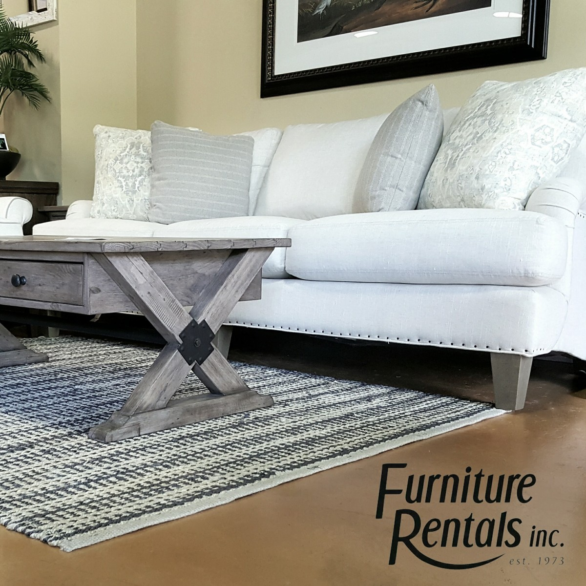 James Island Furniture Rentals