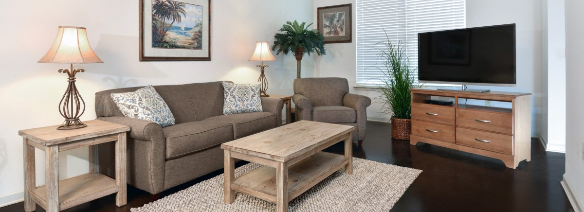 Myrtle Beach SC Furniture Rentals