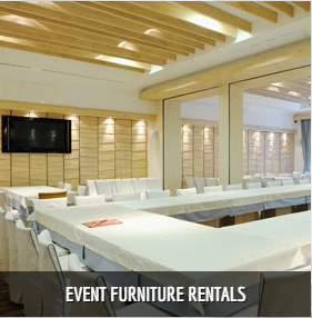 Charlotte NC Event Furniture Rentals