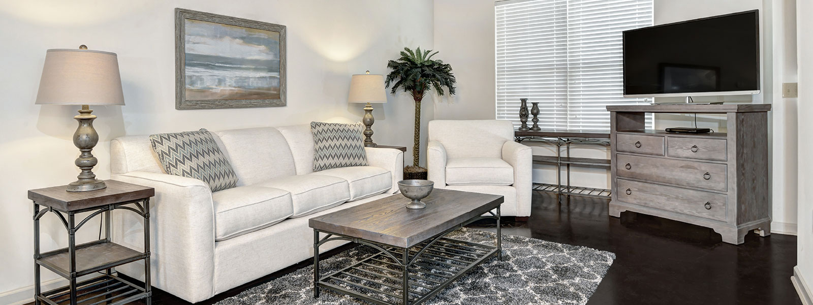 Rent Furniture in Atlanta - Apartments