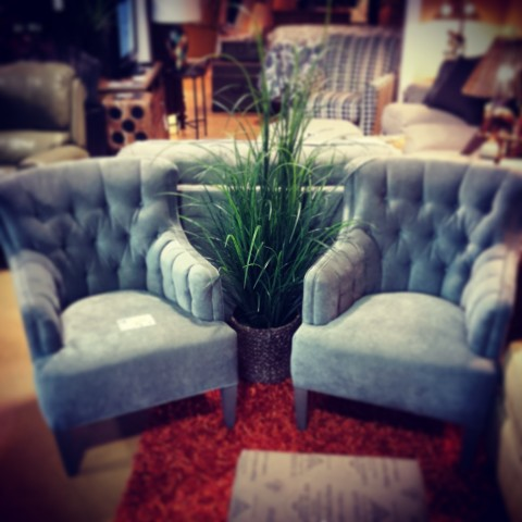 Home Staging Furniture Rental - Accent Chairs