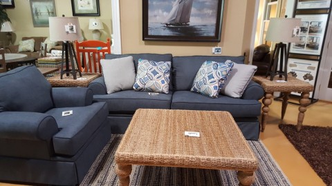 Southern Coastal Furniture Rentals for Staging