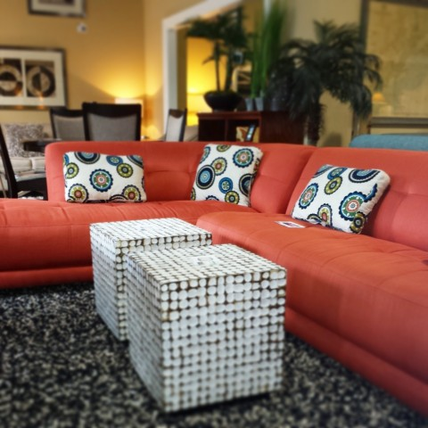 Contemporary Rental Furniture - Home Staging