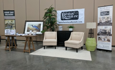 Apartment Association of Greater Augusta 2017 Trade Show - Furniture Rentals, Inc.
