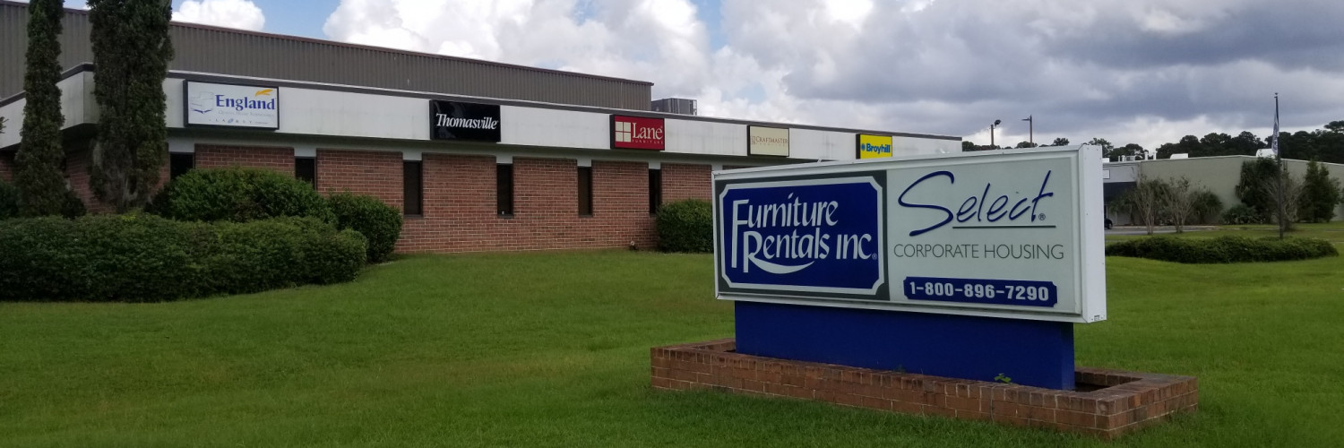 Savannah GA Furniture Rental Store
