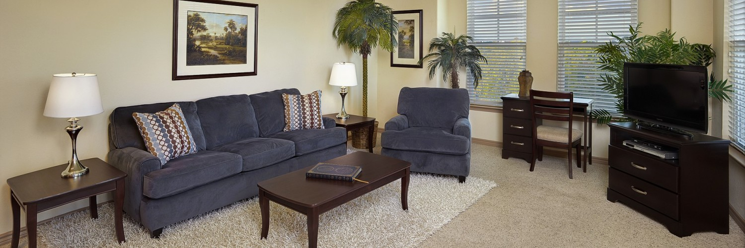 Furniture Rentals - Select Corporate Housing
