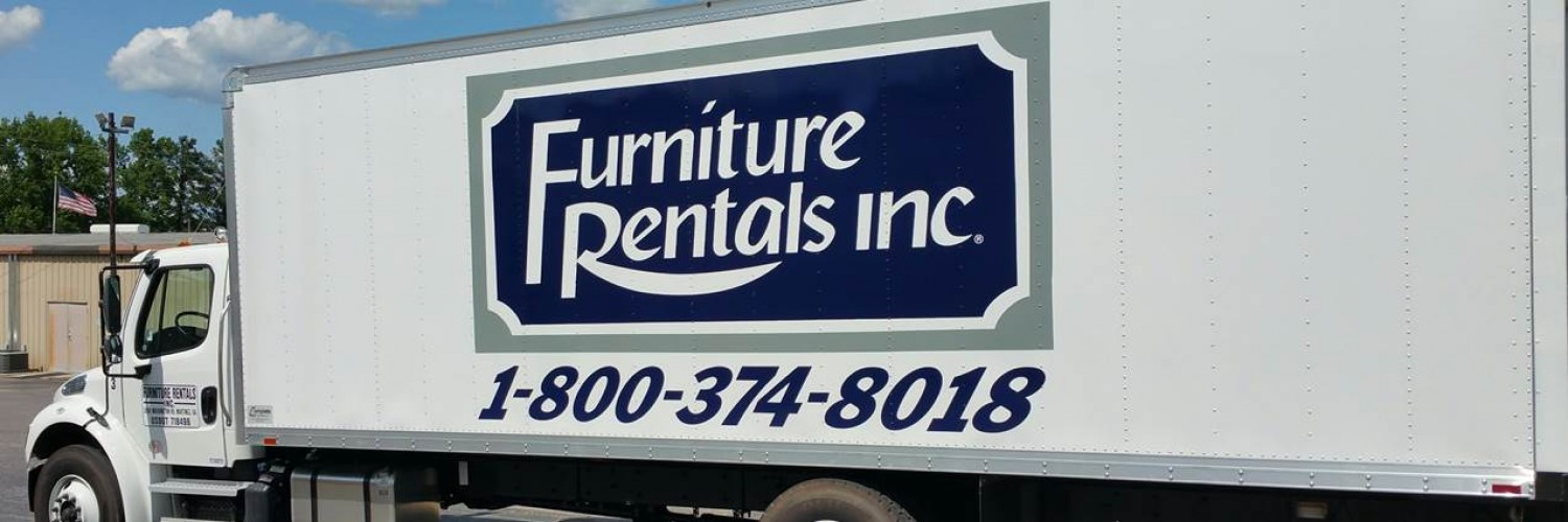 Furniture Rentals, Inc. Delivery Truck