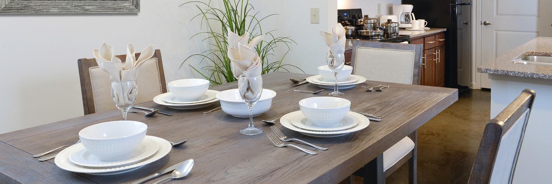 Housewares Rentals