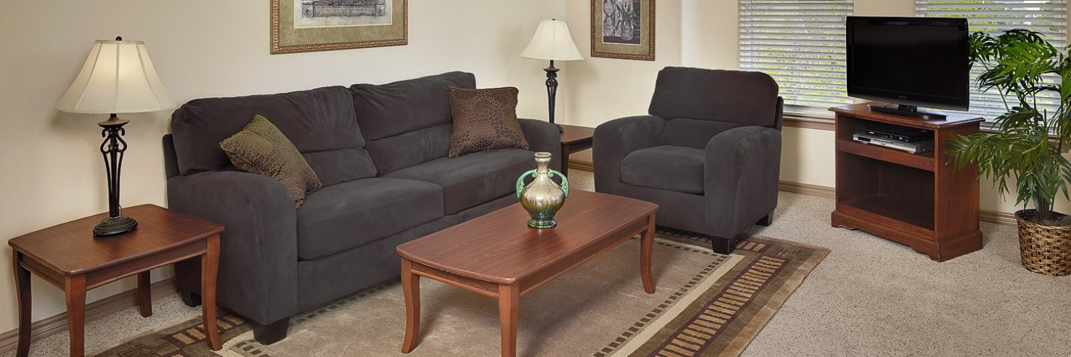 Furniture Rentals, Inc. - Basic Package Living Room II