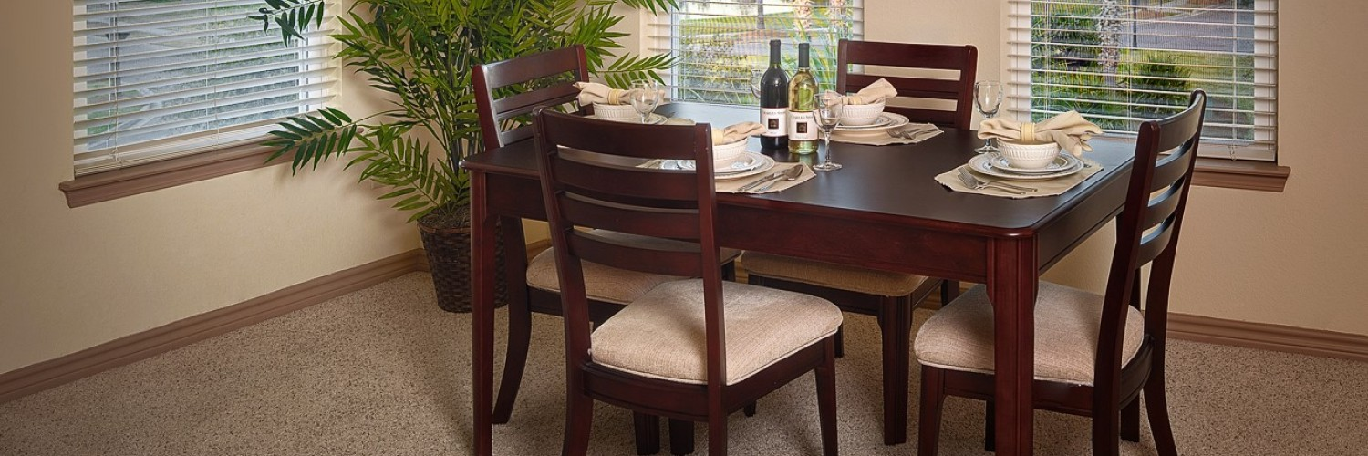 Manhattan Package - Dining Room - Furniture Rentals, Inc.