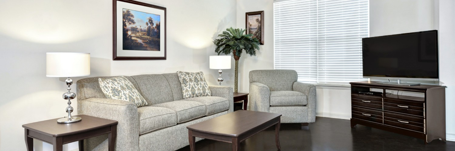 Manhattan Package - Living Room - Furniture Rentals, Inc.