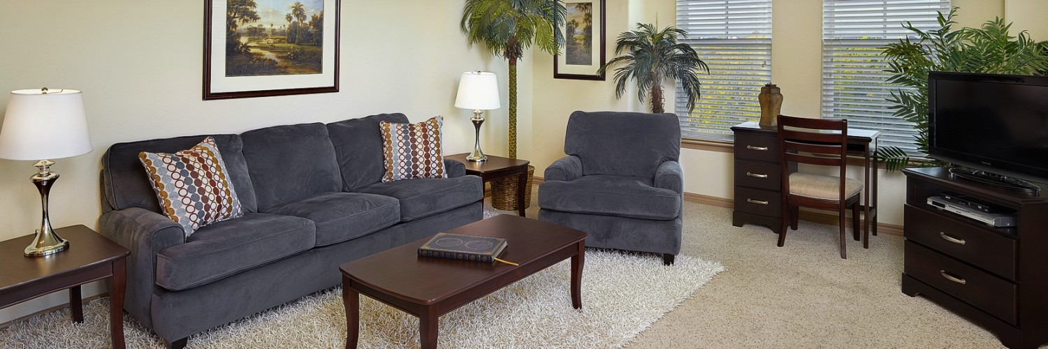 Manhattan Package - Living Room II - Furniture Rentals, Inc.