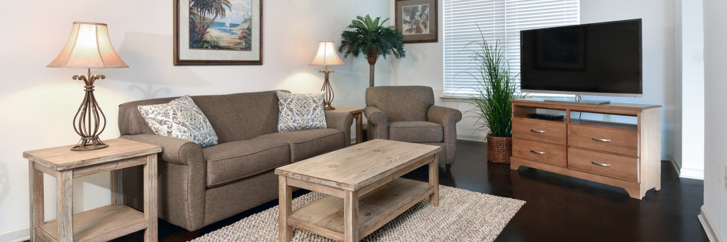 South Shore Package - Living Room - Furniture Rentals, Inc.