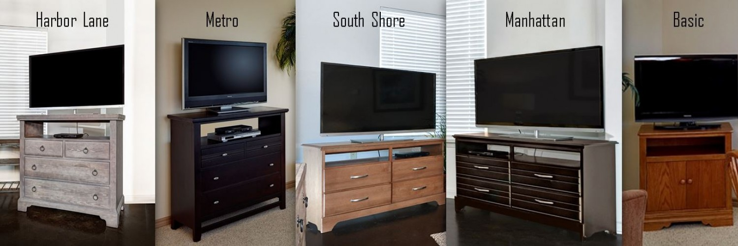 Media Chest / TV Stand Rentals