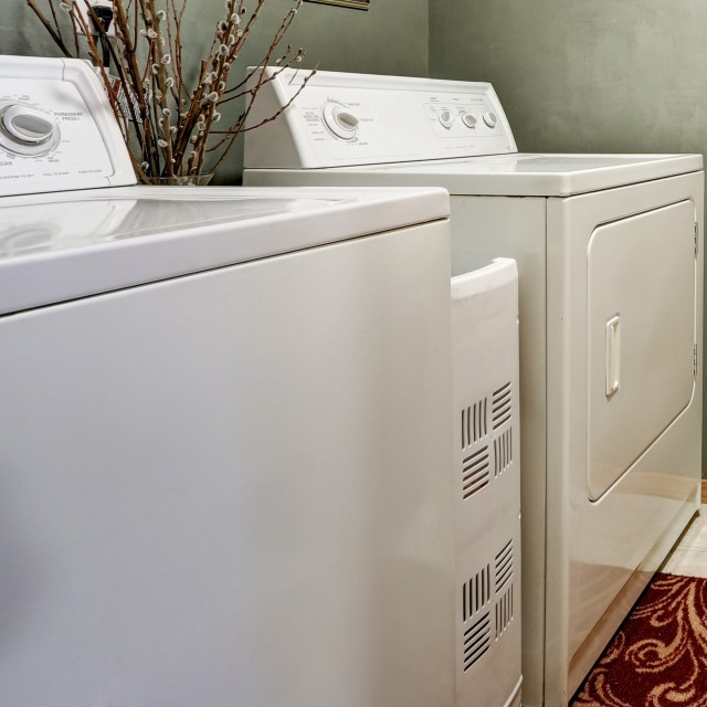 Heavy Duty Washer and Dryer Rentals