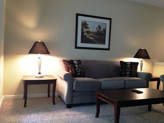 Wake Forest NC Apartment Rental Furniture & Appliance Leasing