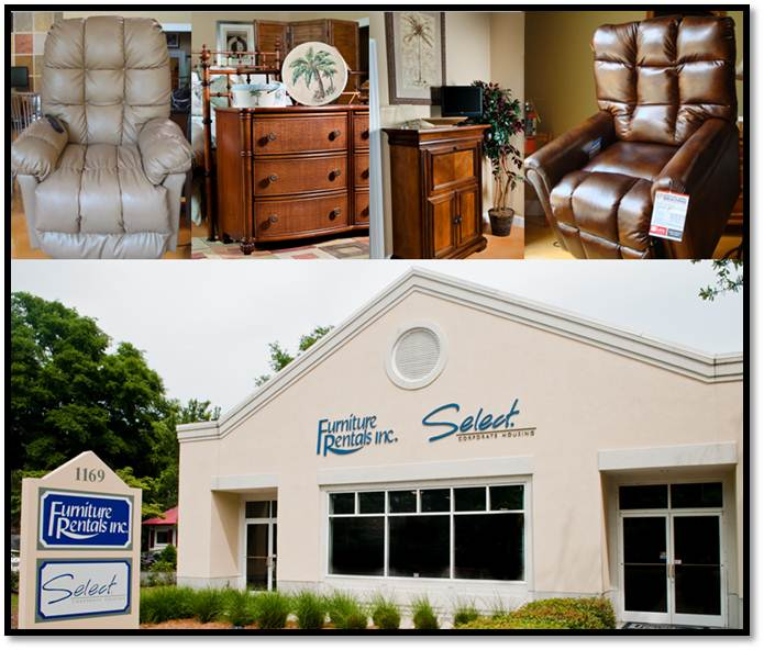 Furniture Rentals Inc Serves The Aging Baby Boomer
